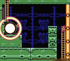 A Screenshot of the Yo-yoMan Stage by MegaPhilX