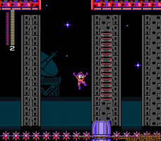 A Screenshot of the TankMan Stage by MegaPhilX