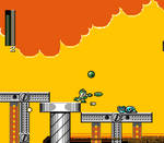 A Screenshot of the NailMan Stage