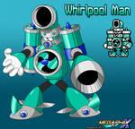 Whirlpool Man