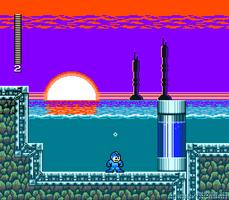 WhirlpoolMan Stage Screenshot by MegaPhilX