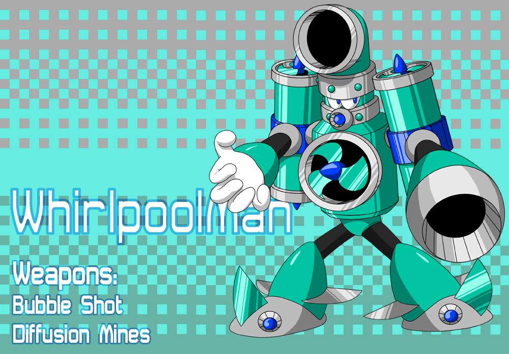 WhirlpoolMan by MegaPhilX