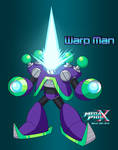 Warp Man (New Design)
