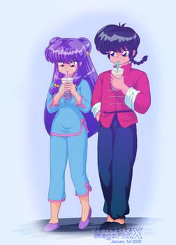 Bubble Tea Date [Voiced]