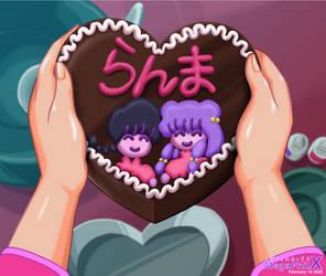 Shampoo's Valentine's Day Chocolate