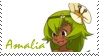 Amalia -stamp- by Kako-to-Shourai