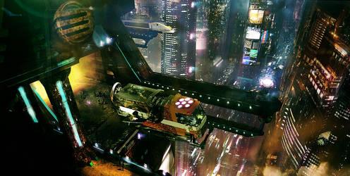 Inner city by aksu