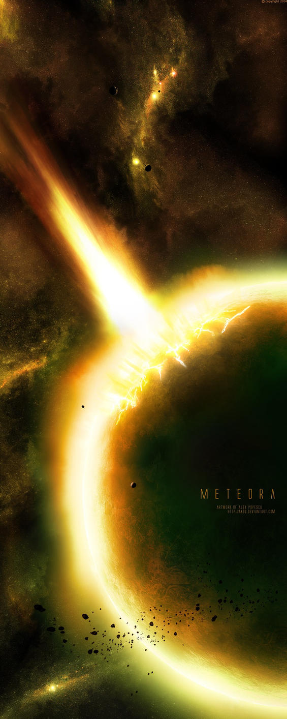 Meteora by aksu