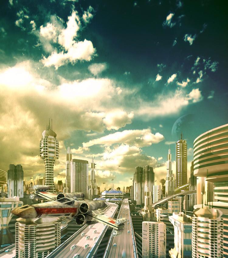 Metropolis by aksu