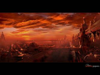 The Colony by aksu