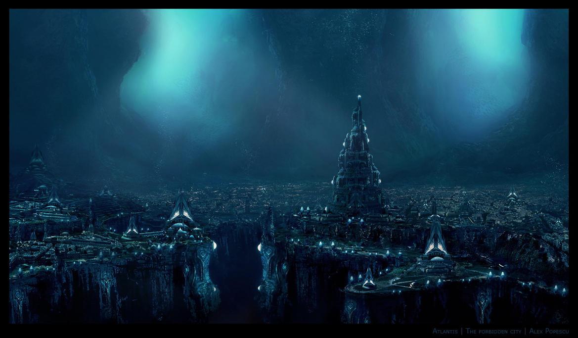 Atlantis by aksu