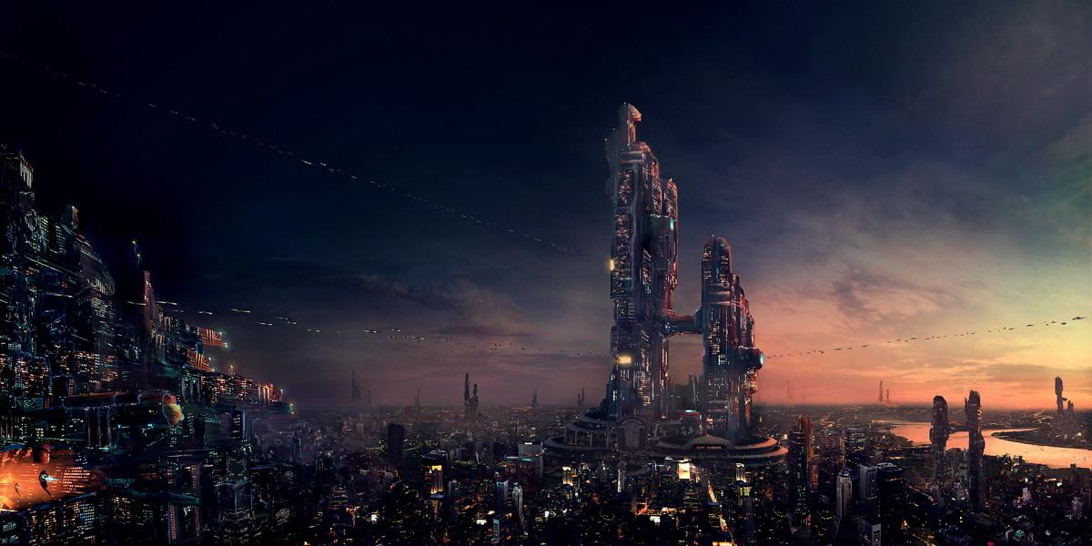 City Towers by aksu