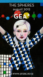 N-Sphere :: August 2012 :: gea* by noirsacre