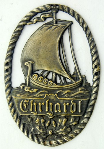 2. Marine Brigade Ehrhardt Badge by julius1880