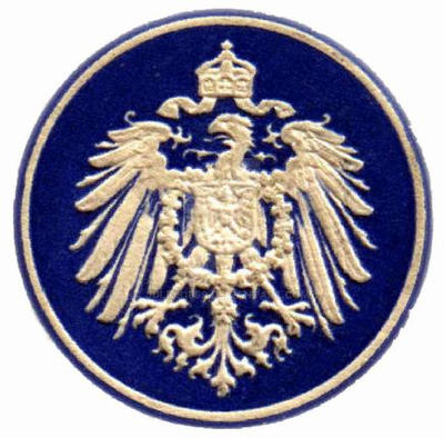 Imperial German Colonial Seal by julius1880