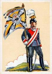 Ulan Regiment Grand Duke Frederick of Baden Nr.7 by julius1880