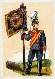 Ulan Regiment Emperor Alexander III of Russia by julius1880