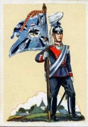 Ulan Regiment Count Dohna (Eastprussian) No. 8 by julius1880