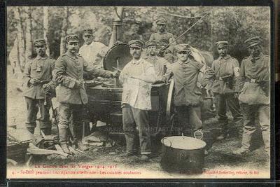German Field kitchen by julius1880
