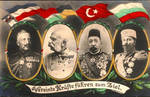 WWI Central Powers Leadership