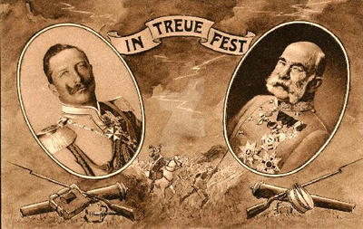 In Treue Fest 1915 by julius1880