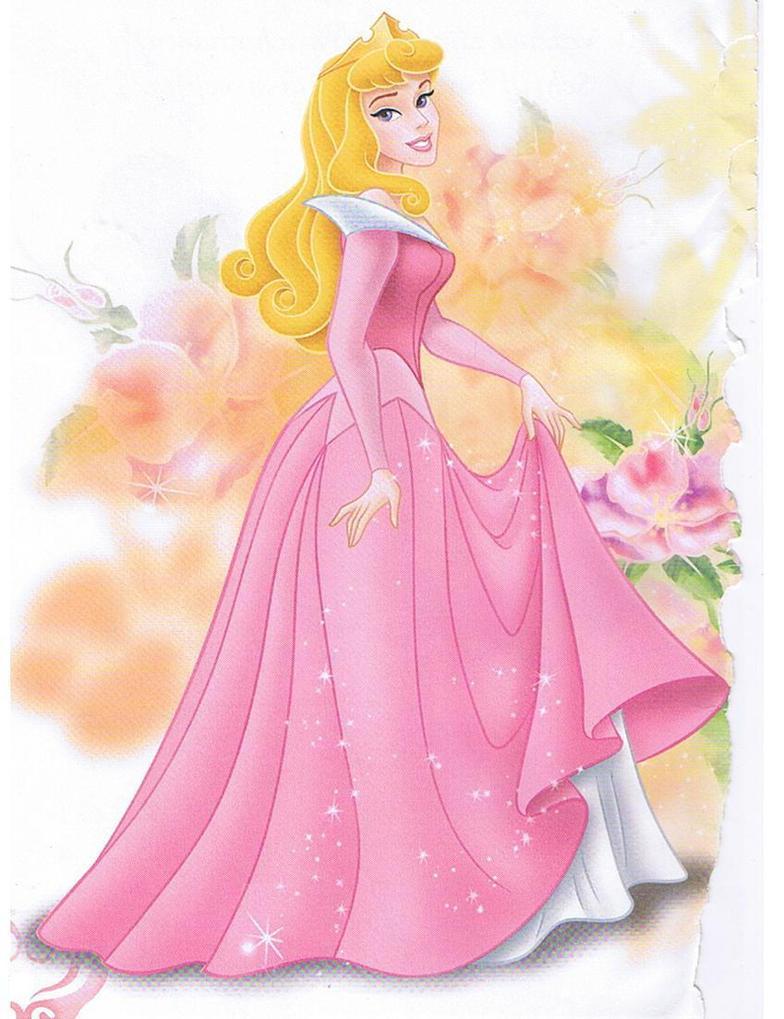 Cartoon Corporation Princess Aurora