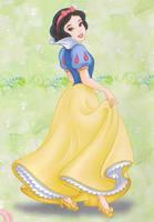 disney princess snowwith by danielle15jr