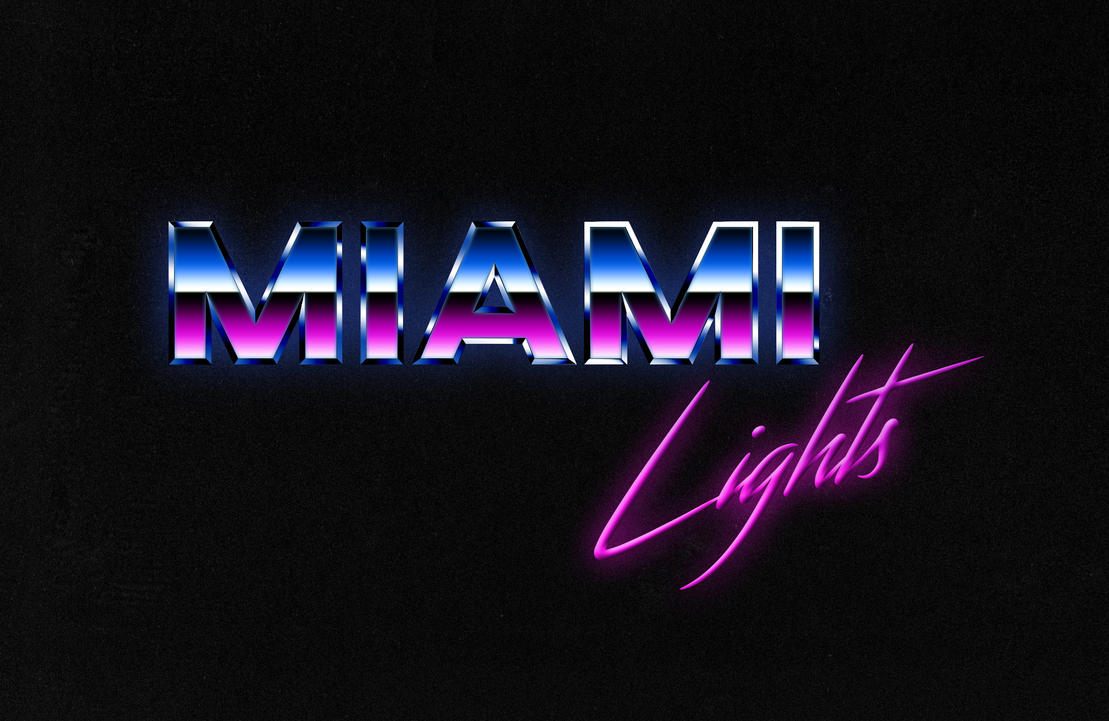 80s text effect photoshop experiment by dunkindougnuts on deviantart