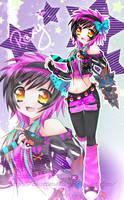 [ArtTrade] with Rimapichi by OkotteNeko
