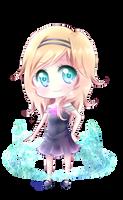 Commission: sweet-innocent-aura by OkotteNeko
