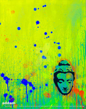 Buddha (mixed light)
