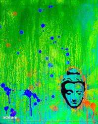 Buddha (UV light)
