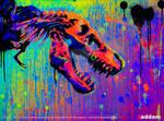 T Rex (UV light)