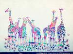 Giraffes (14'x18') - Project Street Art