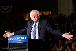 Bernie Sanders at UMass Amherst 22feb16