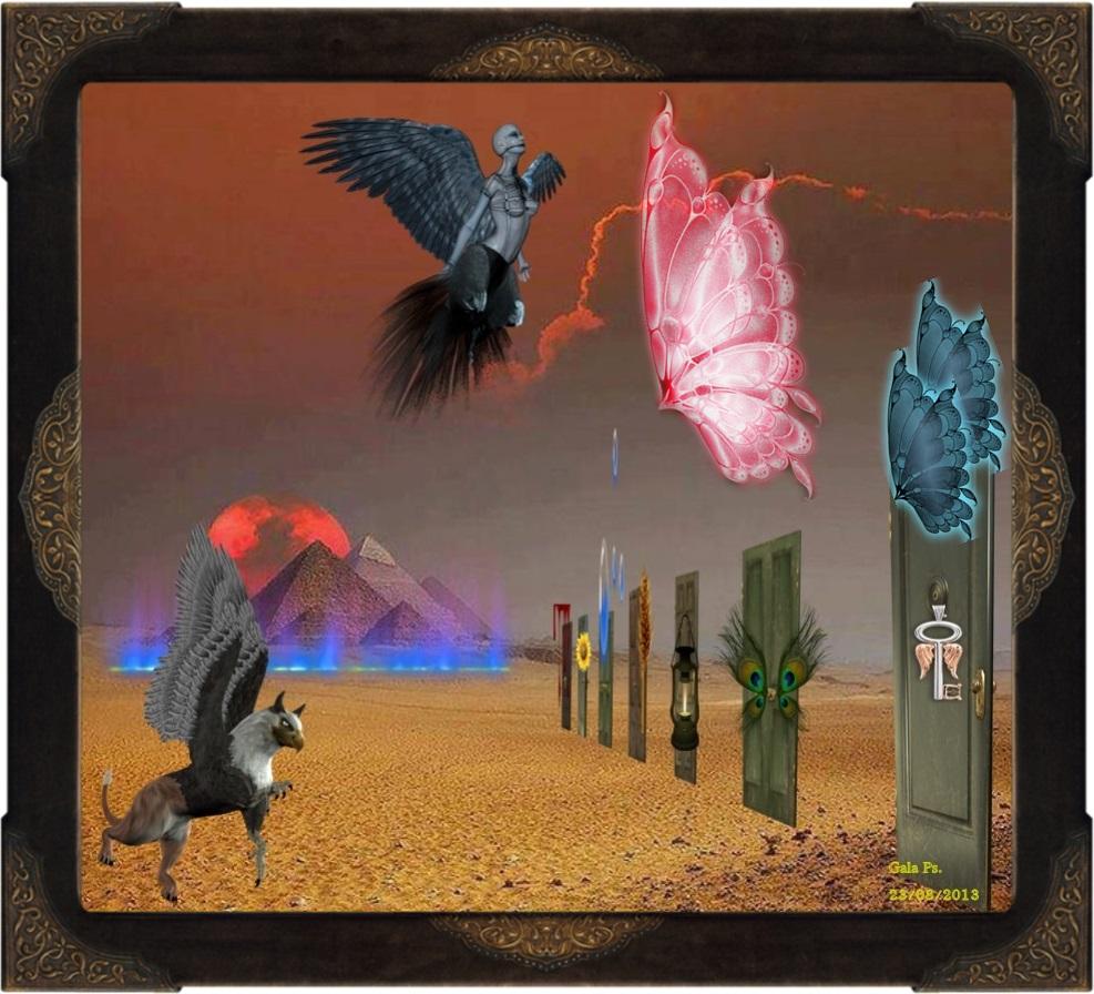 Las Siete Puertas - 2 by gala2025
