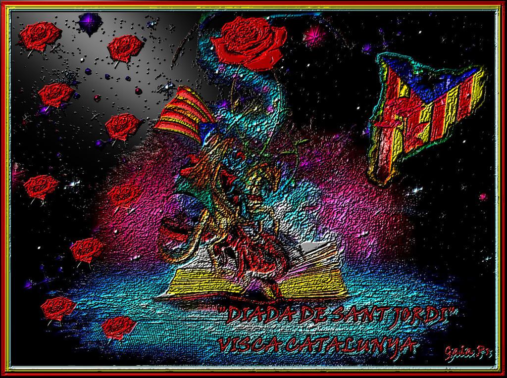 Diada De Sant Jordi-1 by gala2025
