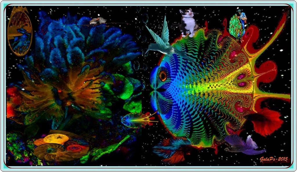Color De La Mar by gala2025