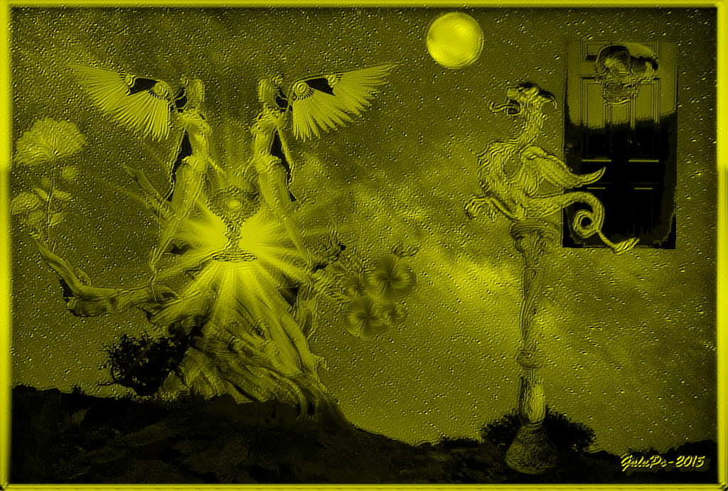 Arbre Magic-3 by gala2025