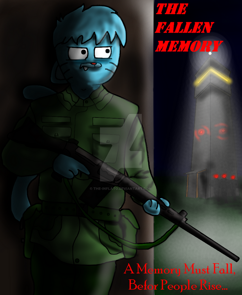 Gumball: The fallen Memory by the-inflato