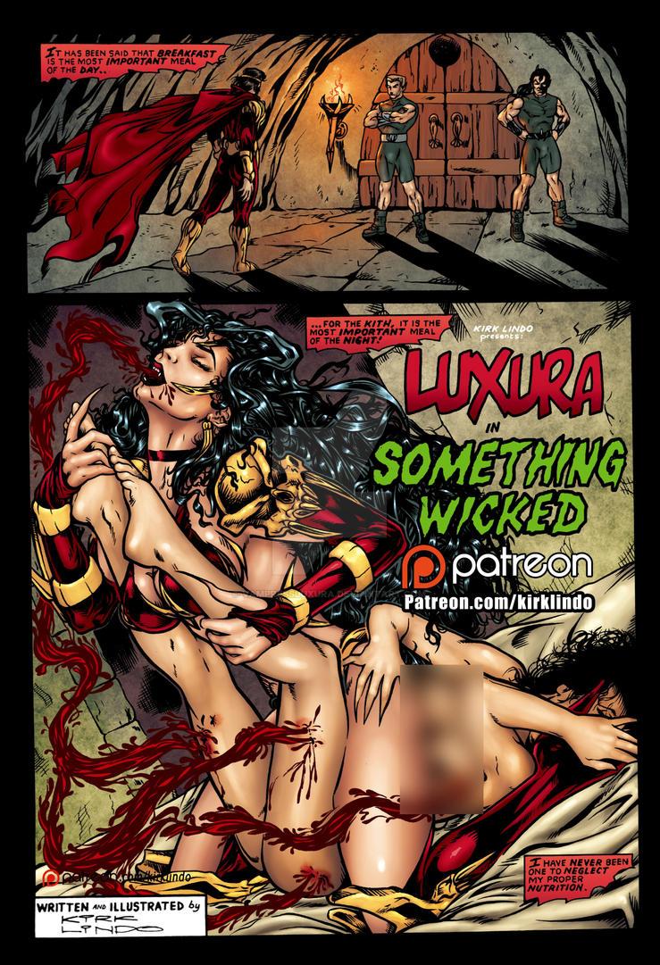 Luxura- Something Wicked Page 01 by VampressLuxura