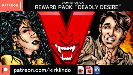 VAMPEROTICA | Deadly Desire REWARD PACK