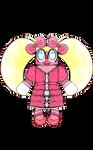 -A pinky pink princess-