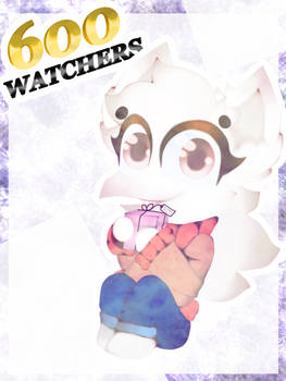-THANK YOU FOR 600 WATCHERS!-