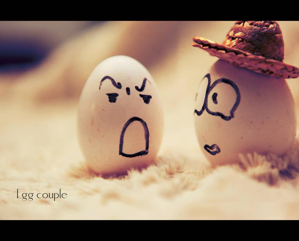 Egg couple