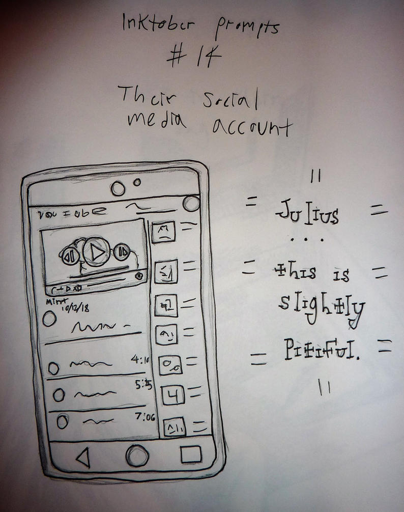 inktober__14__their_social_media_account