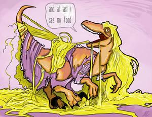 Tangledraptor