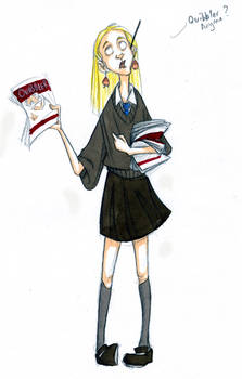 Ravenclaw? Free Quibbler