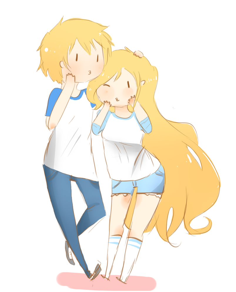 finn x fionna fanfiction - photo #1
