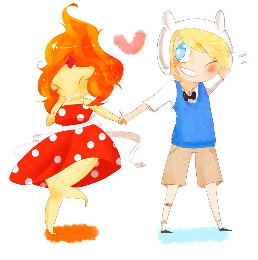 polka dot dress and a BOWTIE by SplicedLamia